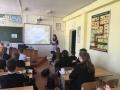 Беседа в 7б классе